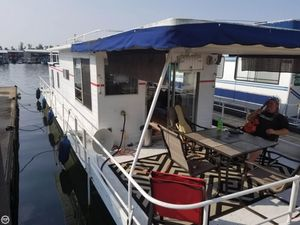 Used Jamestowner 45 House Boat For Sale
