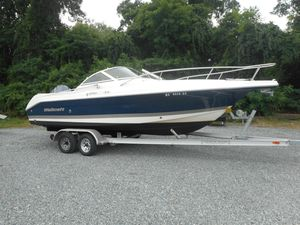 Used Wellcraft 220 Sportsman High Performance Boat For Sale
