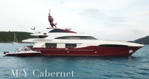 Used Sensation Yachts CABERNET Motor Yacht For Sale