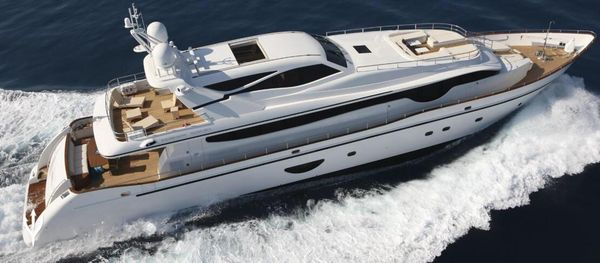 Used Euroyacht Planet 125 S Hard Top Motor Yacht For Sale