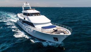 Used Platinum Custom Tri-Deck Rebuild/2010 Mega Yacht For Sale