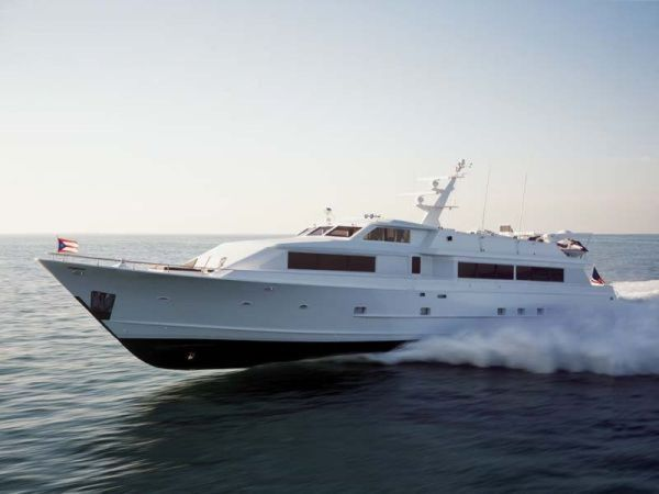 Used Denison High Speed Motoryacht Motor Yacht For Sale