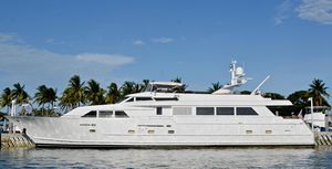 Used Broward Raised Bridge Motor Yacht Motor Yacht For Sale