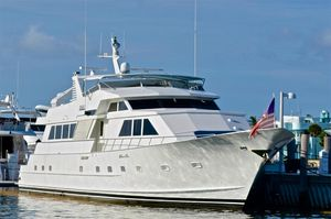 Used Broward Cockpit Motor Yacht Motor Yacht For Sale