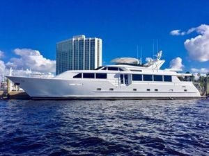 Used Broward Raised Pilothouse Motor Yacht For Sale
