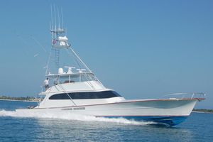 Used Merritt Sportfish Sports Fishing Boat For Sale
