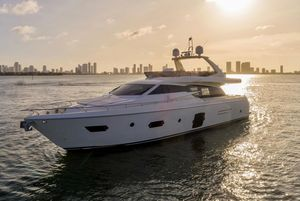 Used Ferretti Yachts 720 Motor Yacht For Sale