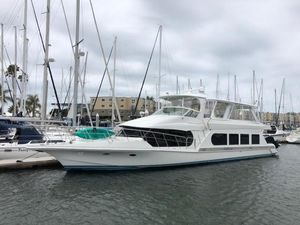 Used Bluewater Yachts 68 Motor Yacht For Sale