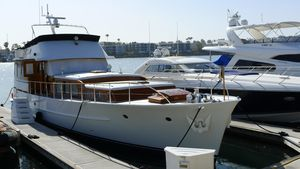 Used De Vries Lentsch 68 Motoryacht Motor Yacht For Sale