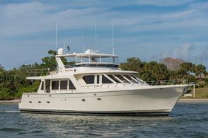 Used Offshore 66' Pilothouse Motor Yacht For Sale