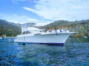 Used Cheoy Lee Sports Fishing Boat For Sale