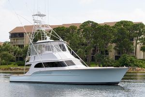Used Buddy Davis 61 Sports Fishing Boat For Sale