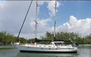 Used Morgan M-60 Schooner Sailboat For Sale
