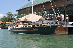 Used Maple Leaf 60 Pilothouse Sailboat For Sale