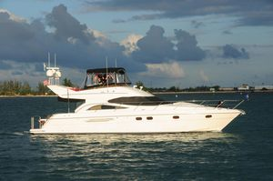 Used Viking Sport Cruisers 52 Flybridge Motor Yacht For Sale