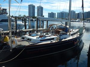 Used Hans Christian Christina 52 Cruiser Sailboat For Sale