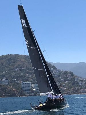 Used Reichel/pugh TP52 Racer Sailboat For Sale