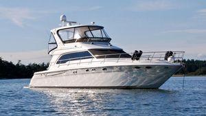 Used Sea Ray 480 Sedan Bridge Sports Cruiser Boat For Sale
