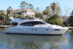 Used Ferretti Yachts 470 Cruiser Boat For Sale