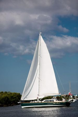 Used Tartan 4700 Sloop Sailboat For Sale