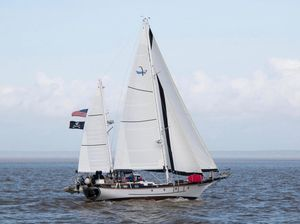 Used Vagabond Ketch Sailboat For Sale