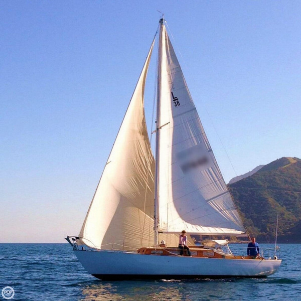 Used Lapworth 36 Antique and Classic Sailboat For Sale