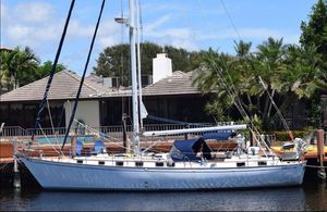 Used Kelly Peterson KP 46 Cutter Sailboat For Sale