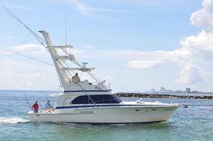 Used Bertram Sport Fisherman Convertible Fishing Boat For Sale