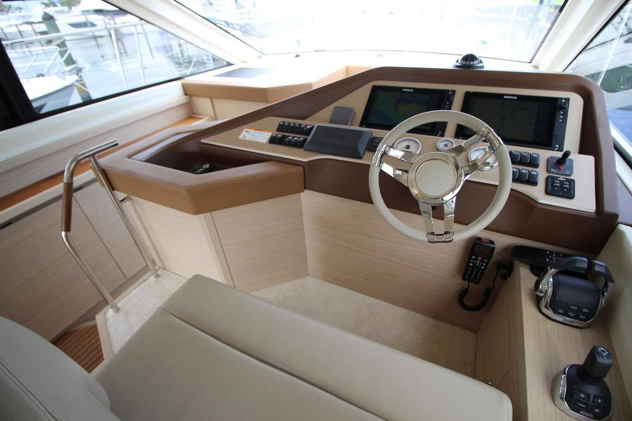 ... Used Beneteau Monte Carlo MC4 Flybridge Boat For Sale ...