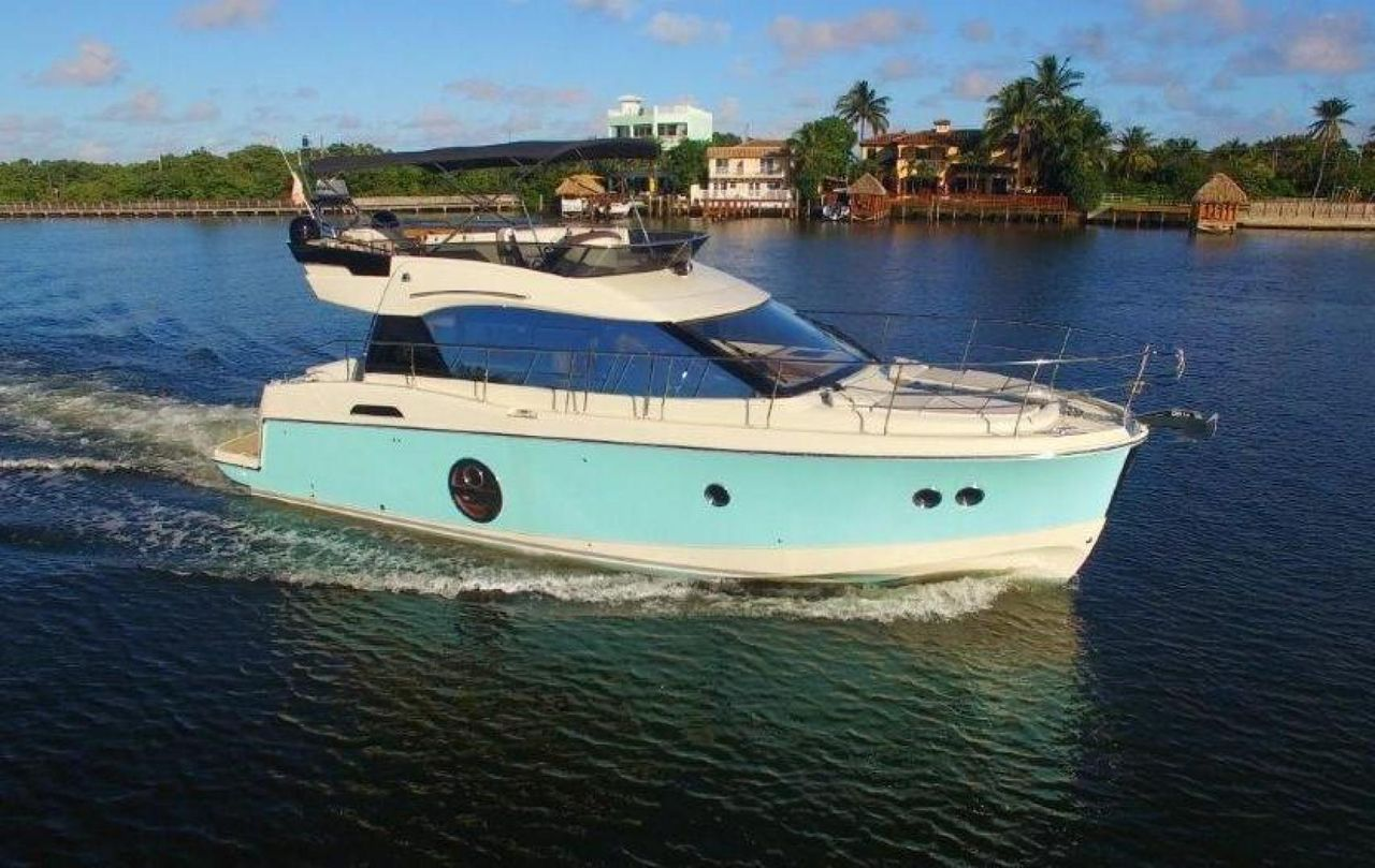 2015 Used Beneteau Monte Carlo Mc4 Flybridge Boat For Sale 2007 Fuel Filter