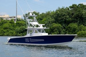 Used Sea Hunter 45 center console Center Console Fishing Boat For Sale