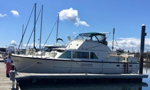 Used Hatteras Tri Cabin Flybridge Boat For Sale