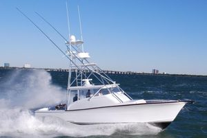 Used Release Walk Around Sports Fishing Boat For Sale