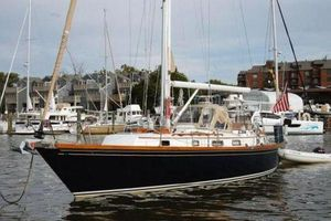 Used Bristol 43.3 Center Cockpit Sloop Sailboat For Sale
