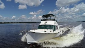 Used Duffy 42 Pilothouse Boat For Sale