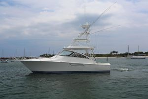 Used Viking 42' Open Saltwater Fishing Boat For Sale