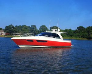 Used Intrepid 410 Evolution Express Cruiser Boat For Sale