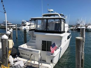 Used Carver 41 Cockpit Motor Yacht Cruiser Boat For Sale