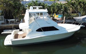 Used Riviera 40 Flybridge Convertible Fishing Boat For Sale