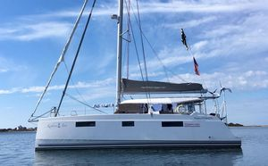 Used Bavaria Nautitech Open 40 Catamaran Sailboat For Sale