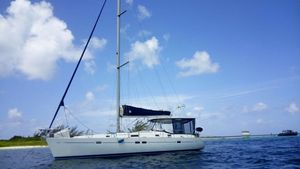 Used Beneteau 411 Daysailer Sailboat For Sale
