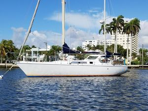 Used Amel Sharki Center Cockpit Sailboat For Sale
