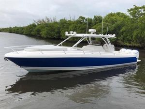 Used Intrepid 375 Walkaround Fishing Boat For Sale