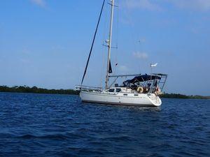 Used Nauticat 37 Cruiser Sailboat For Sale