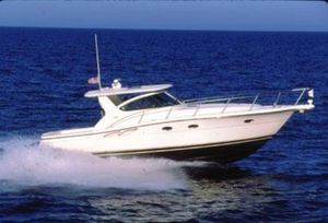 Used Tiara 3800 Open Saltwater Fishing Boat For Sale