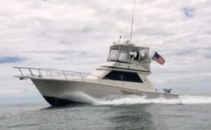 Used Viking 38 Convertible Sports Fishing Boat For Sale