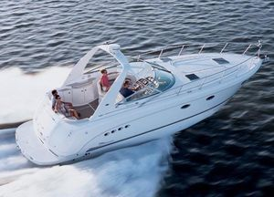 Used Chaparral Signature 350 Express Cruiser Boat For Sale