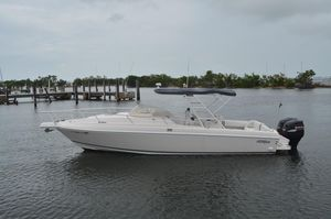 Used Intrepid Walk Around Center Console Fishing Boat For Sale