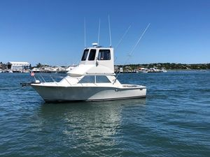 Used Chris-Craft Ray Hunt Tournament Sportfish Convertible Fishing Boat For Sale