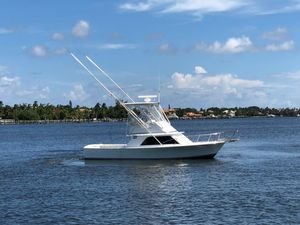 Used Blackfin Flybridge Boat For Sale